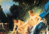 《戴安娜的休息》——弗朗索瓦·布歇