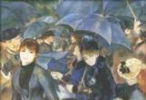 《伞》——雷诺阿