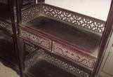 古代家具紫檀小书柜子