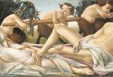《维纳斯与战神》——波提切利
