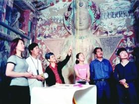 保护好敦煌文化遗产 铸就中华文化新辉煌
