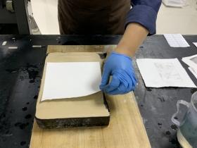 失传近半世纪的石印技艺回来了!五大印刷术集结去抚摸,快来了解一下