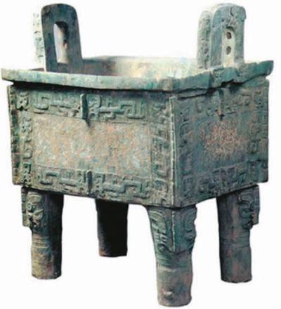 在故宫见证青铜器